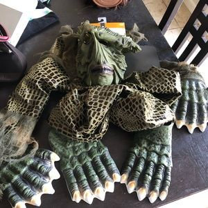 Other - Swamp monster costume